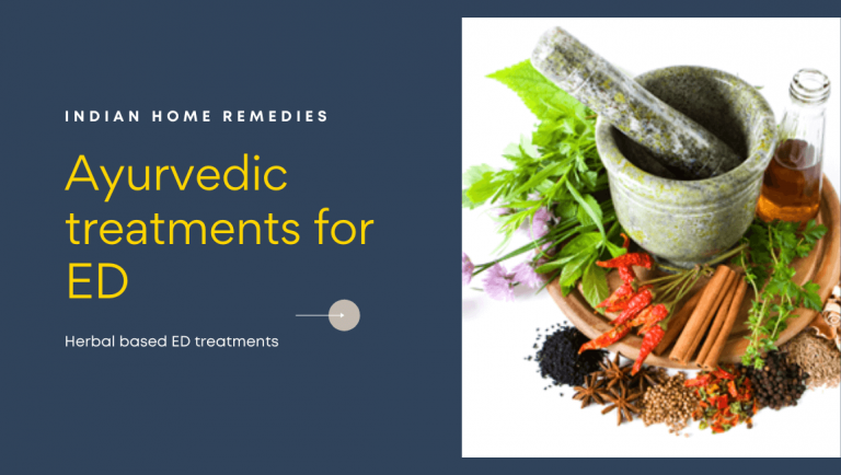 Indian Home Remedies For Erectile Dysfunction